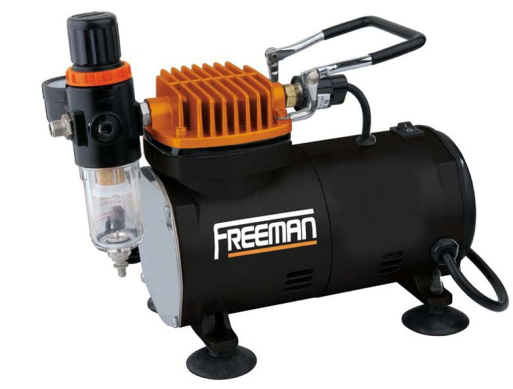 Freeman Mini Air Brush Compressor