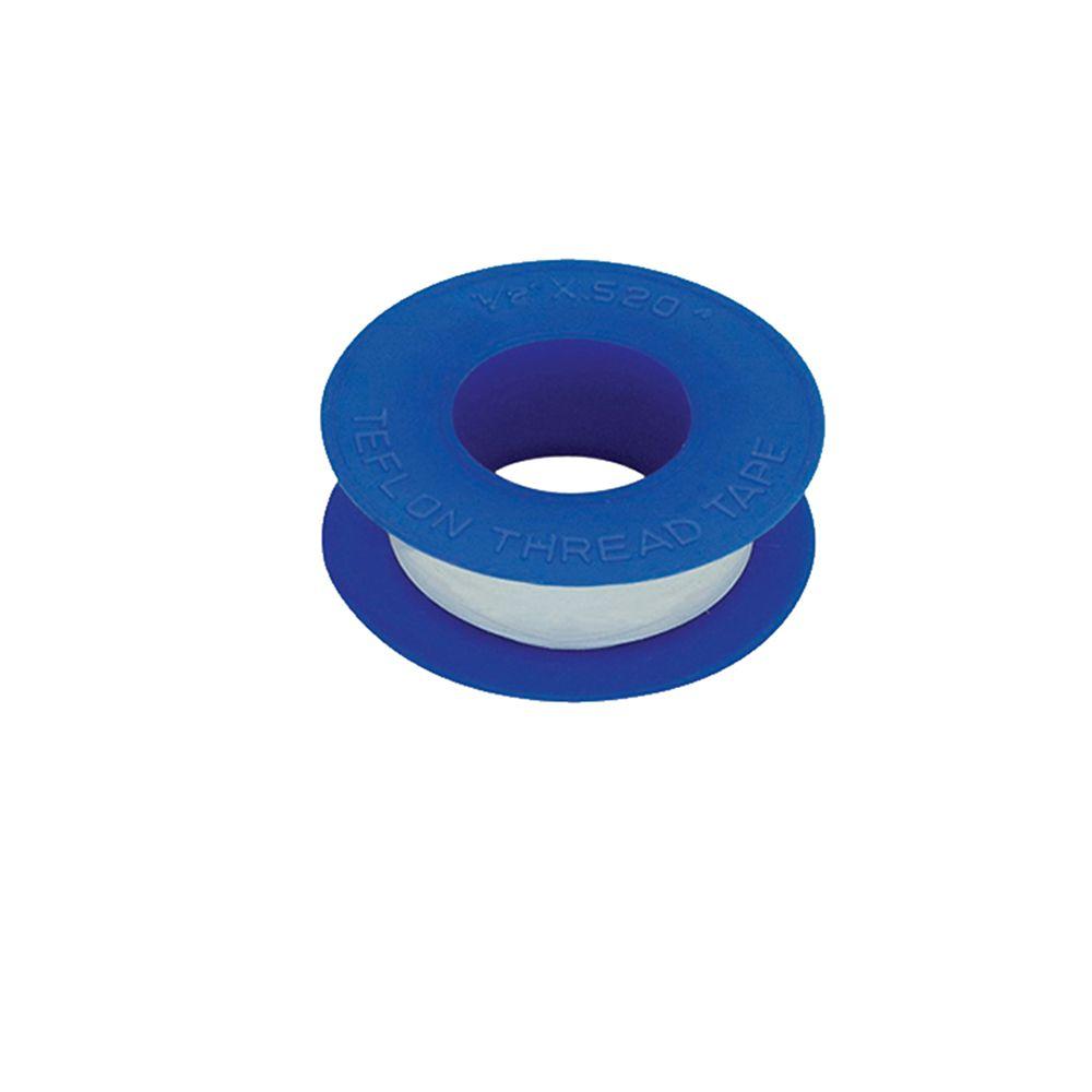Freeman PTFE Tape 1/2 Inch x 260 Inch