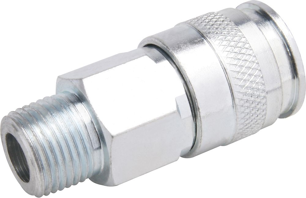 1/4 Inch x 1/4 Inch Female to Male Universal Coupler