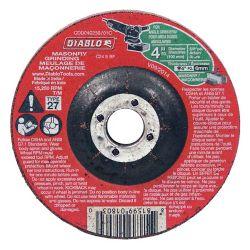 Diablo 4 x 1/4 Masonry Grinding Disc Type 27