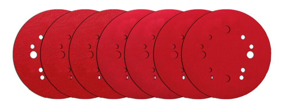 5-inch Premium Sanding Discs General Purpose Project Pack