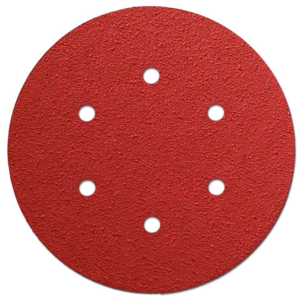 6-inch Premium Sanding Discs (220 Grit)