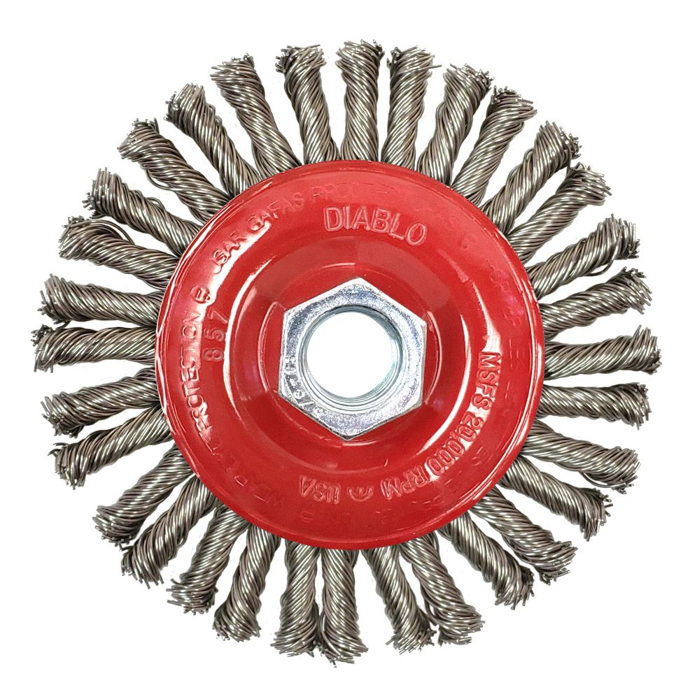 Stringer Bead Twist Wheel