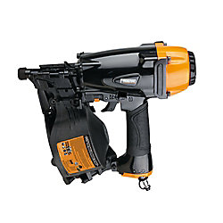 Freeman Pneumatic 1-1/4-inch x 2-1/2-inch 15-Degree Coil Siding Nailer