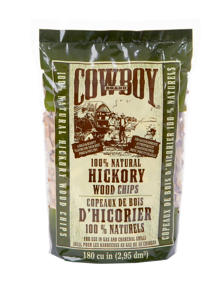 Cowboy Hickory Wood Chips