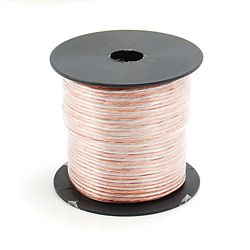 Surprising Commercial Electric 250 Ft Telephone Wire 4C Cat3 Cmx In White Wiring Digital Resources Indicompassionincorg