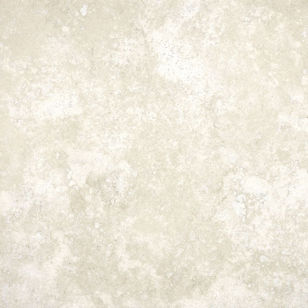 18-Inch x 18-Inch Ivory Classic Travertine Tile (2.25 sq. ft./each)