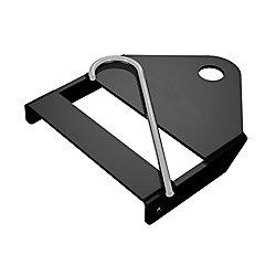 Cenflex Support de finition à bouts noirs