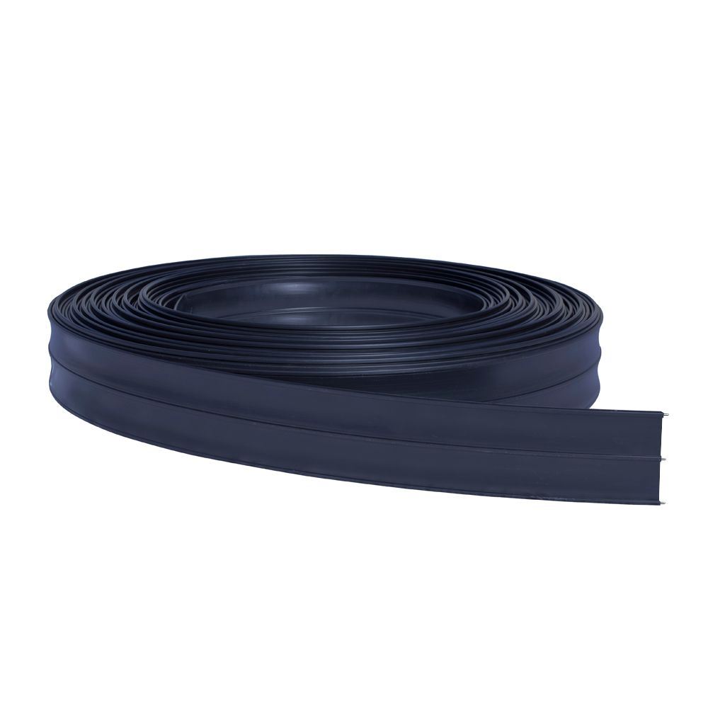 5 Inch x 330 Feet Black Flexible Rail Horse Fence