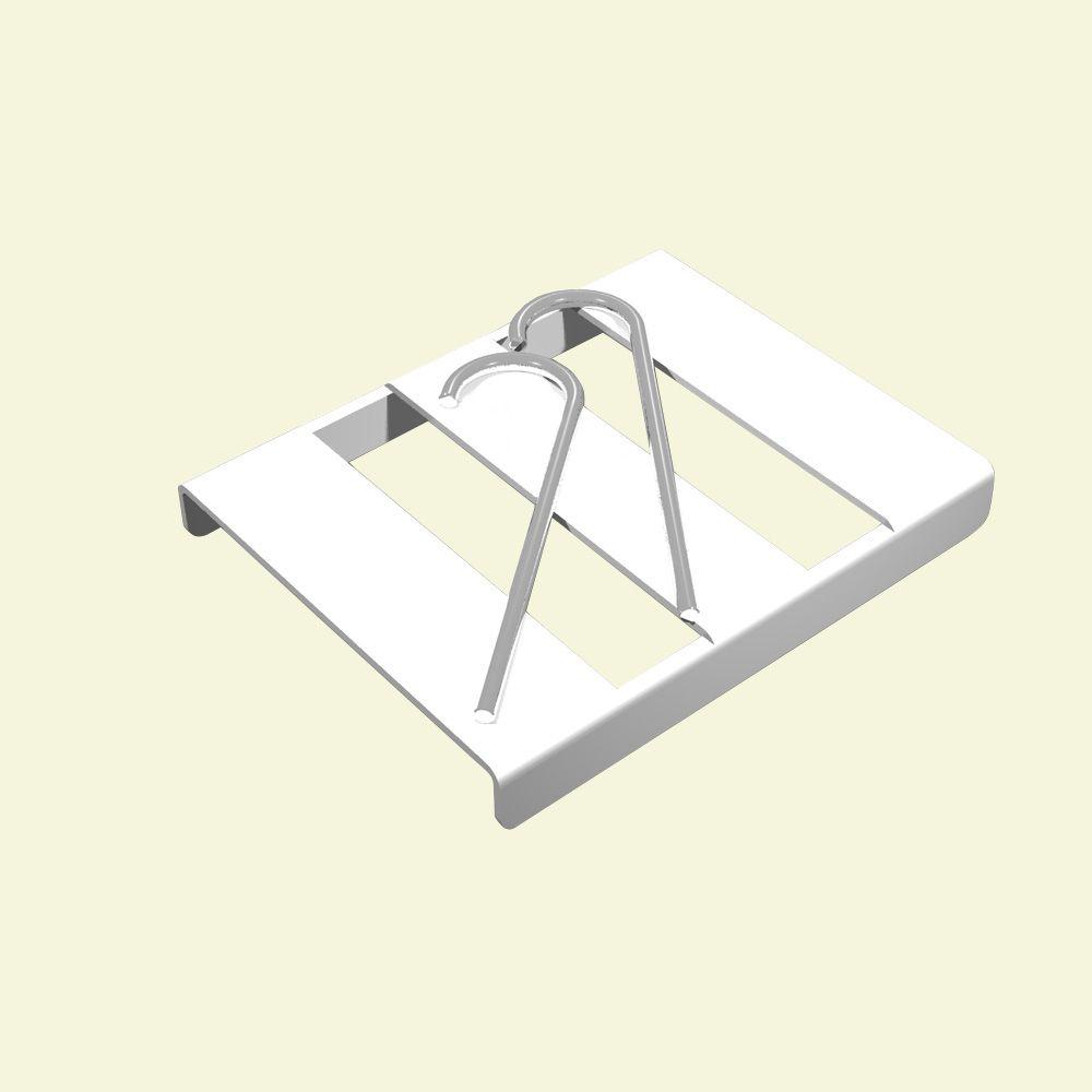 White Splice Buckle