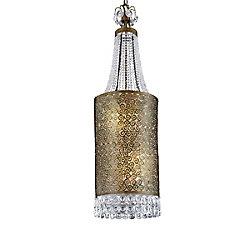 Caramel Collection 9-Light Antique Bronze Large Pendant