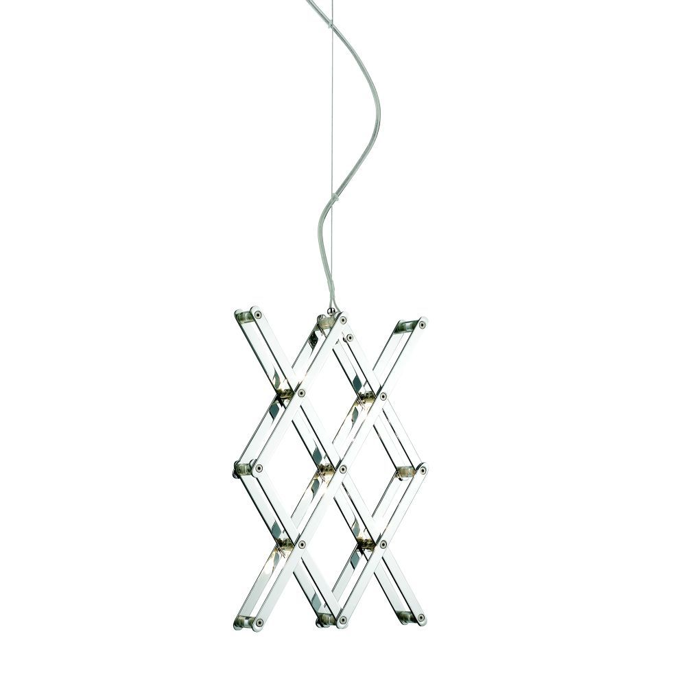Vex Collection 5-Light Chrome Large Pendant 16471-016 in Canada