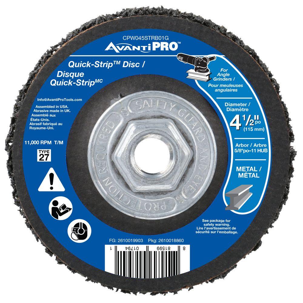 Quick-Strip Disc (Non-Woven)