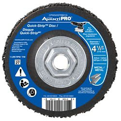 Avanti Pro Quick-Strip Disc (Non-Woven)