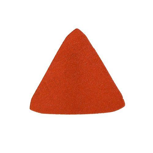 Diablo Detail Sand Paper 2-7/8 Triangle 100 Grit