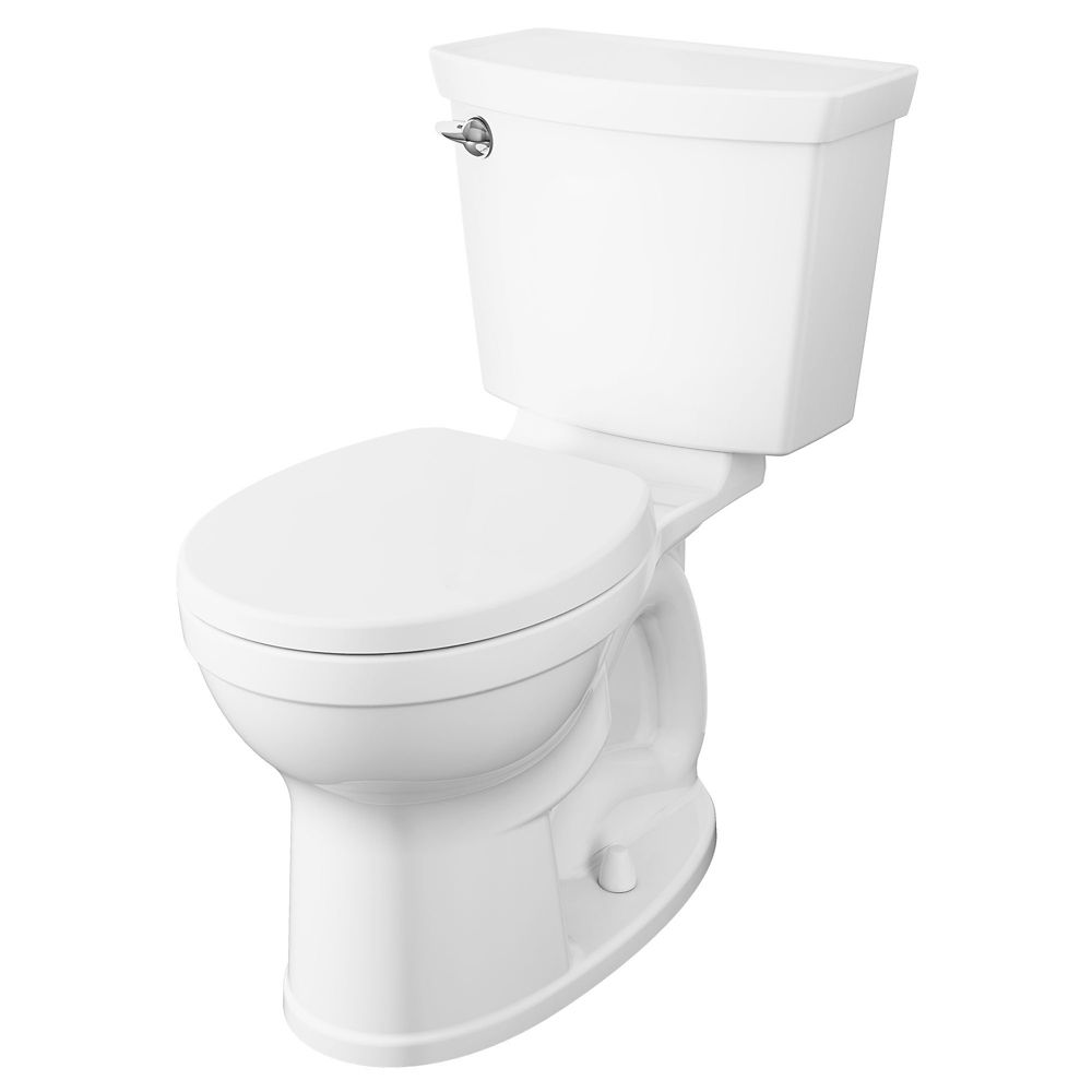 Champion 4 Max HET Complete Two piece 1.27 Gal. Round Bowl Toilet