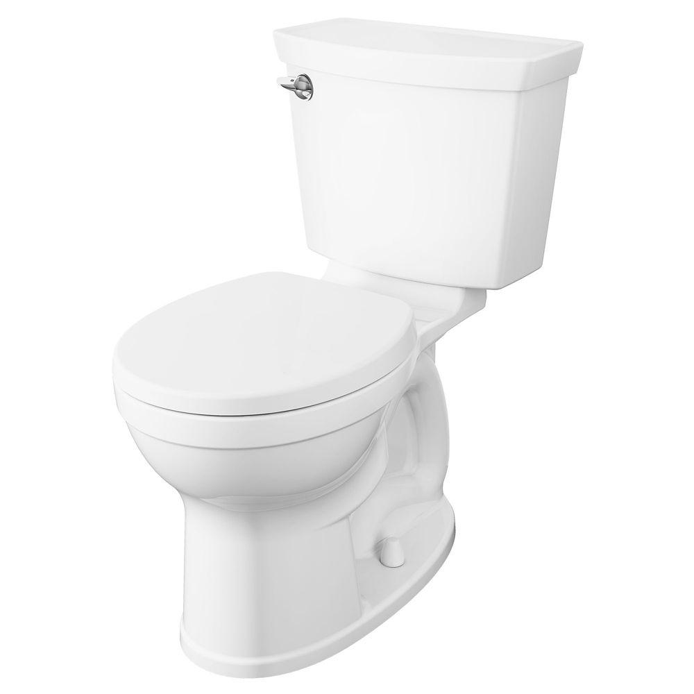 TES complète Champion 4Max Deux pieces 1.27 Gal. arrondi toilette