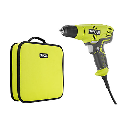 3/8-inch Variable Speed Corded Drill