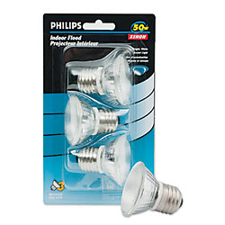 Philips Xénon 50 W MRC16 Halogène MRC16 faisceau large 50 W 12 V 3/paq.