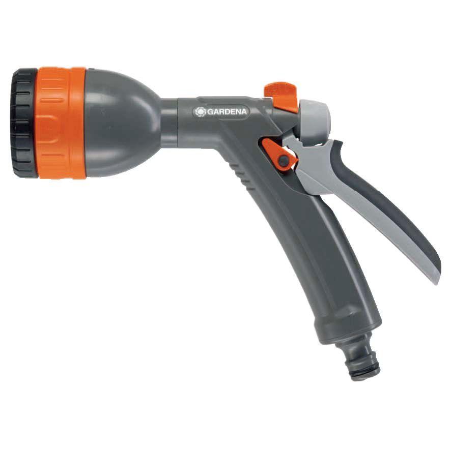 Multi Pattern Gun Nozzle