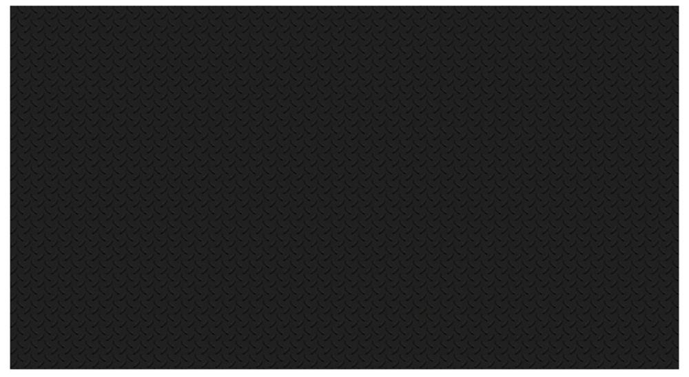 3Feet x5Feet  Black Matting, Deck Plate