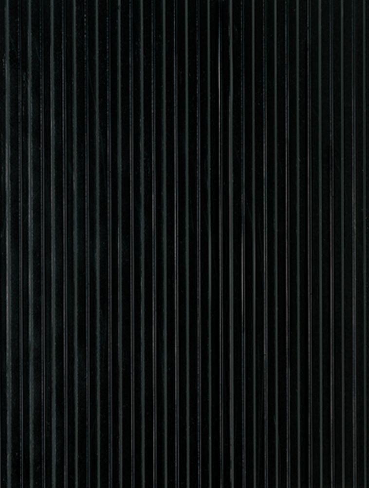 3Feet X5Feet  Black Matting, Ribbed