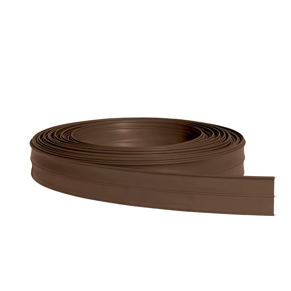 Ruban brun de clôture pour chevaux 5 pouces x 660 pieds