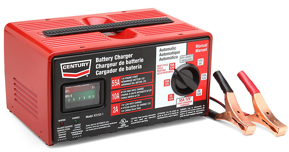 chargeur century<sup>®</sup> 55a  10/2/55.