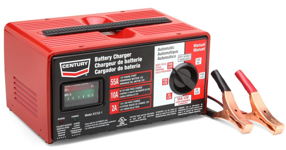 Battery Tester Home Depot : Battery chargers the home depot canada