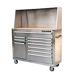 56 inch Stainless Steel Tool Chest