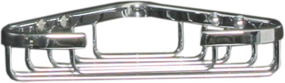 WIRETONE Corner Soap Basket, CH 99411 Canada Discount