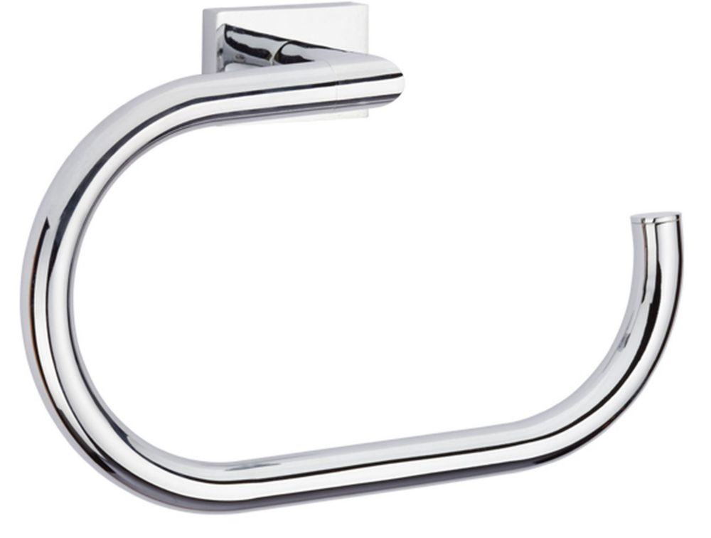 SQUARETONE Towel Ring Open Ring Style, CH