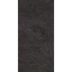 Allure Locking 12-inch x 23.82-inch Delft Stone Black Luxury Vinyl Tile Flooring (19.8 sq. ft./Case)