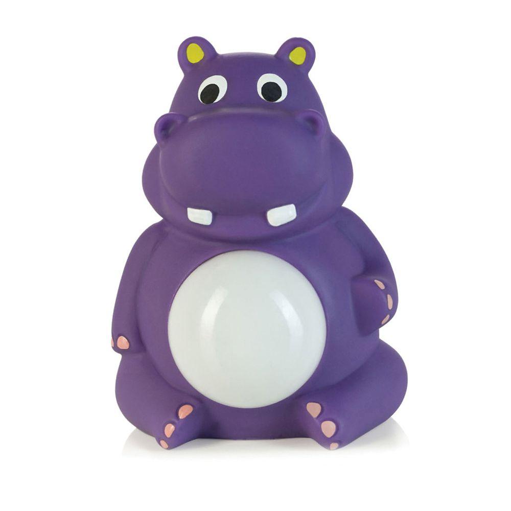 Belly Glow Night Lights - Hippo