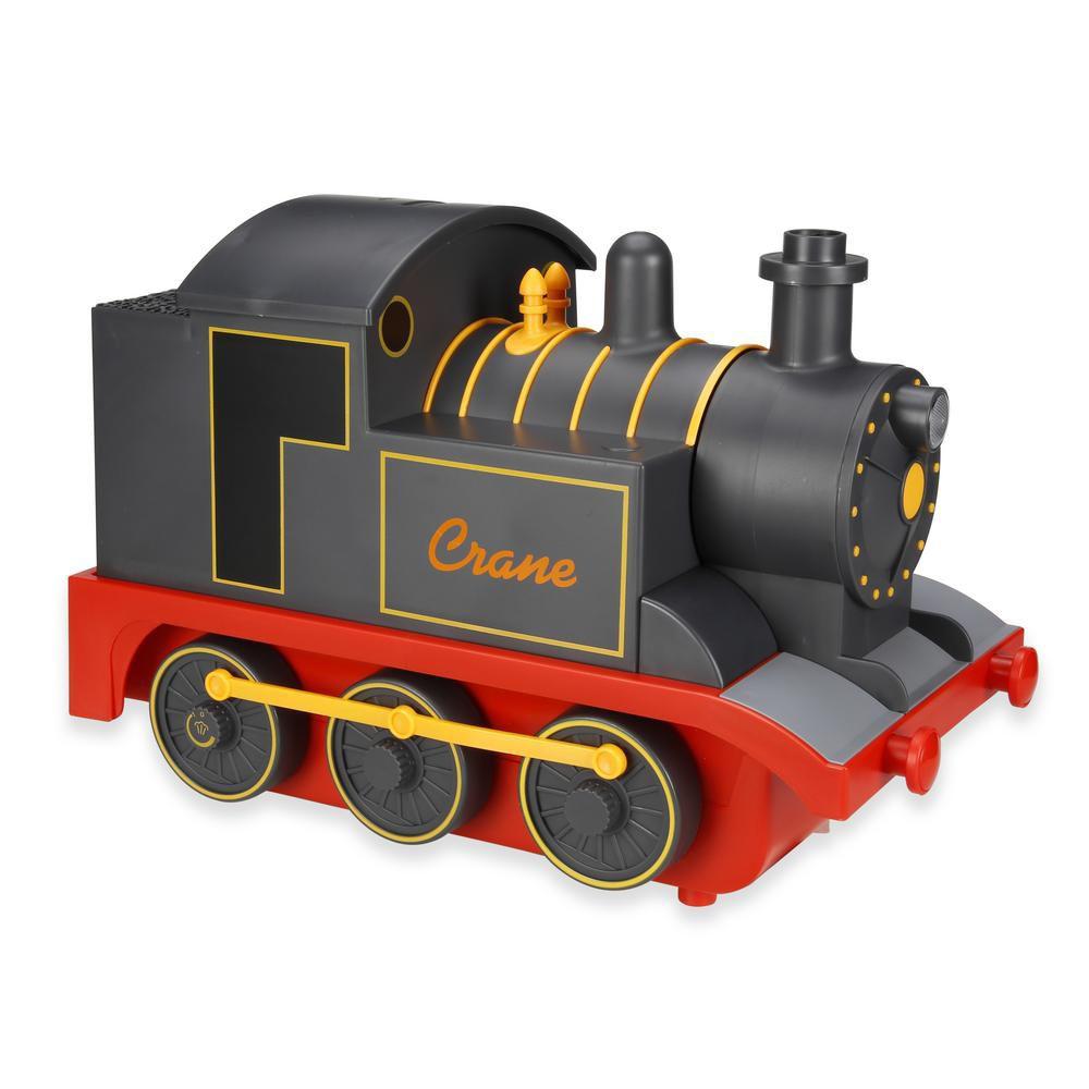 Humidificateur à brume fraîche, Train