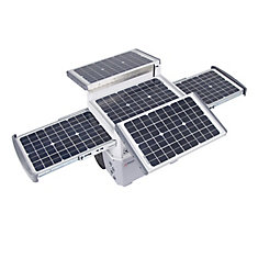 Chariot d'alimentation solaire Wagan