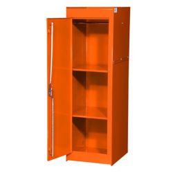 "International Casier latérale profond 15"" de Large, Orange"