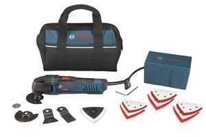 120V Multi-X Oscillating Tool Kit