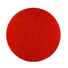 17 Inch Red Buffer Pad