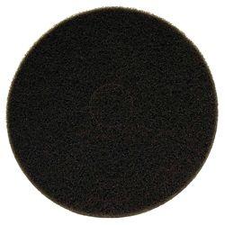 Diablo 17 Inch Black Buffer Pad