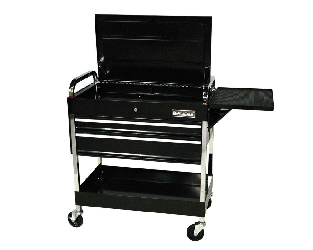 45 Inch 2 Drawer Mechanics Cart