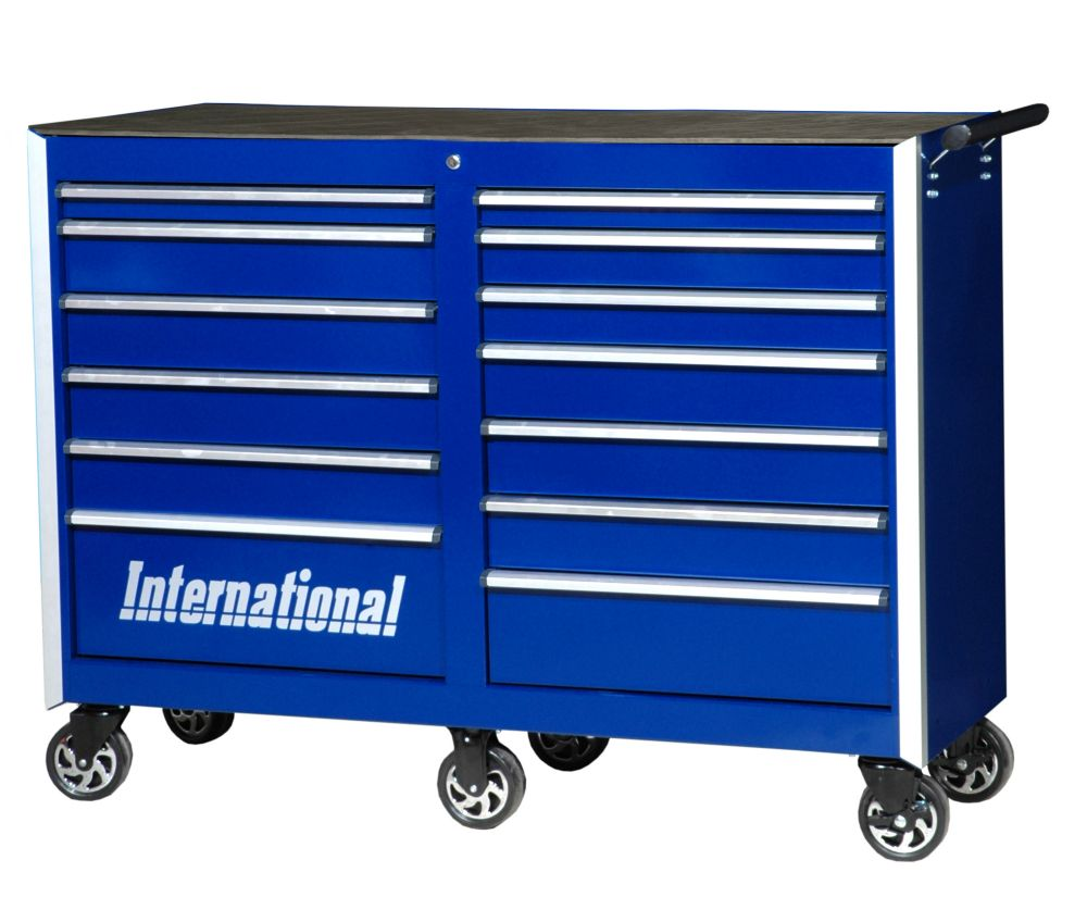 International 54 Inch Professional Series 13 Drawer Tool Cabinet ...