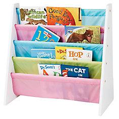 Book Rack Pastel