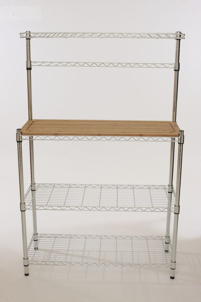 TRINITY EcoStorage Bakers Rack