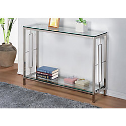 Worldwide Homefurnishings Inc. Athena-Console Table
