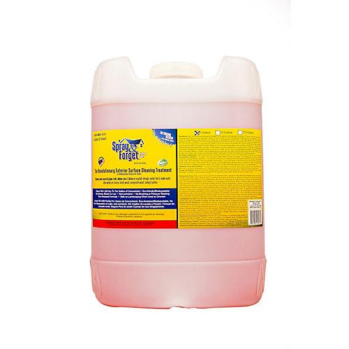 Seau de nettoyant concentré, 5 gallons