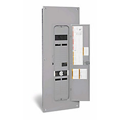 200 Amp Combination Generator Panel with 36 Circuits Backup and 80 Circuits Total