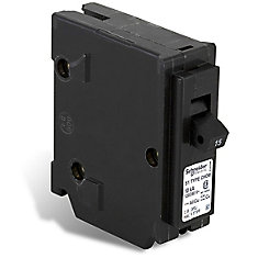 Single Pole 15 Amp Homeline Plug-On Circuit Breaker