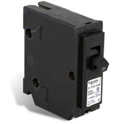 Schneider Electric - HomeLine Disjoncteur enfichable Homeline de 20A unipolaire