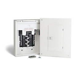 Schneider Electric - HomeLine Tableaux de répartition Homeline 60A à disjoncteur principal seulement avec un maximum 24 circuits
